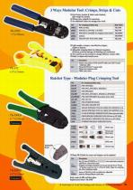 Cable Modular Crimper